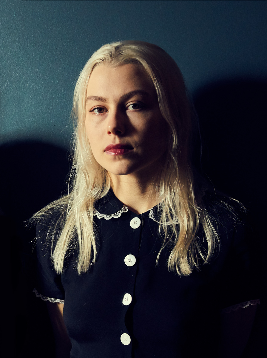 Phoebe Bridgers Boy Genius for Under the Radar | Saverio Truglia